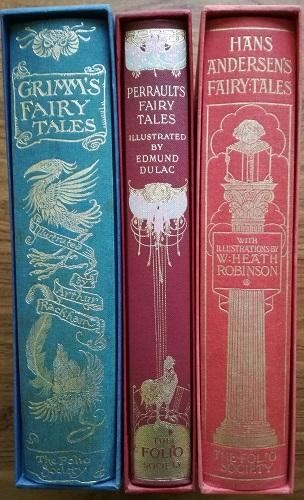 Folio Society Fairy Tales