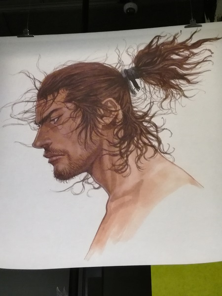 From the manga 'Vagabond' by Inoue Takehiko