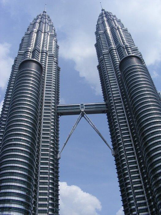 Petronas Towers & Sky Bridge