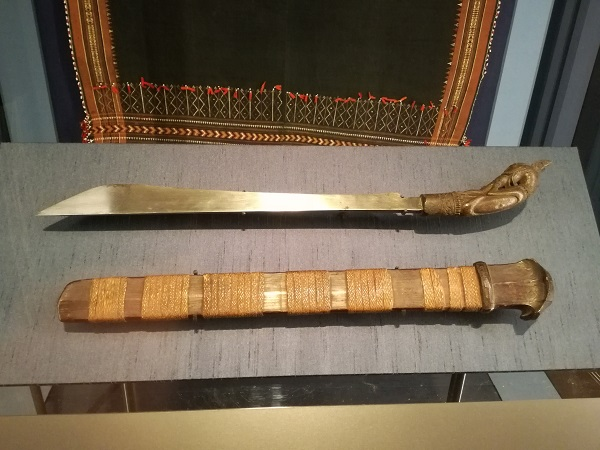 From the Batak people of northern Sumatra