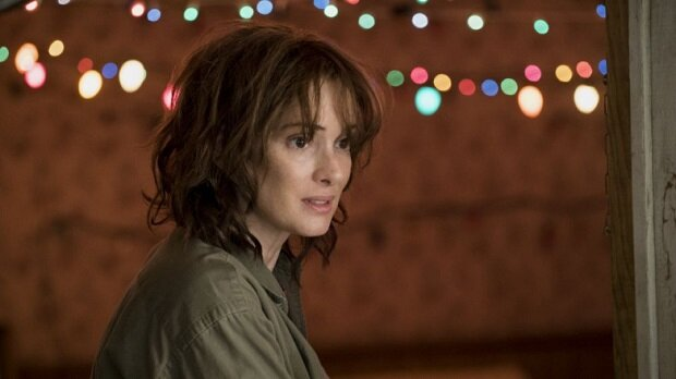 Joyce Byers (played by Winona Ryder)