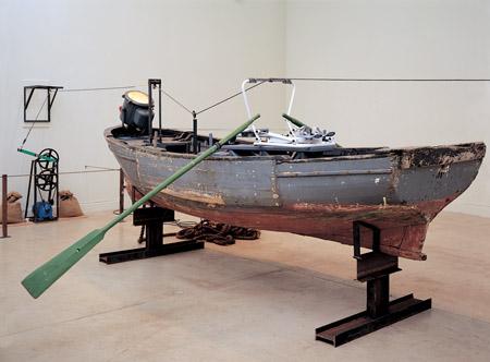 Rowing Machine, 1994