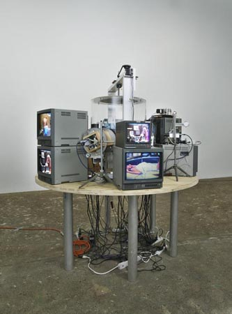 Gisele and the Cinopticon, 2004