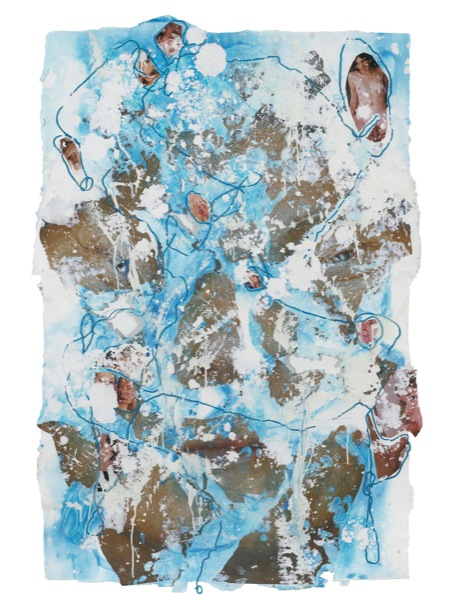 The Blue Period Drawings #1, 2008