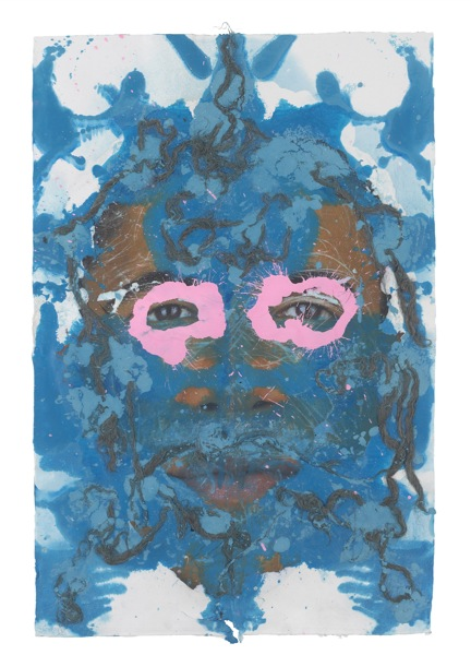 The Blue Period Drawings #3, 2008