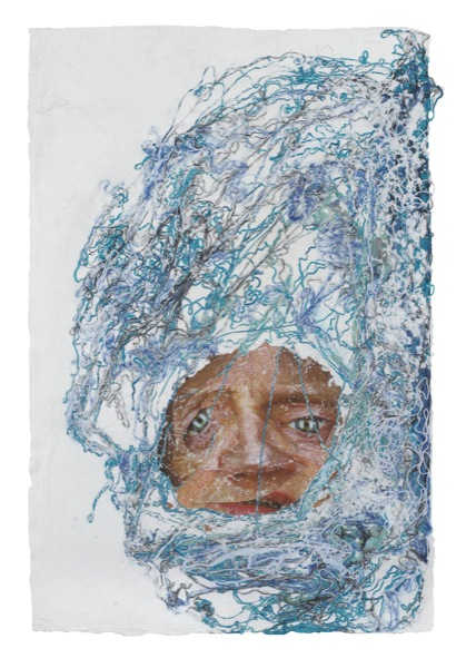 The Blue Period Drawings #4, 2008