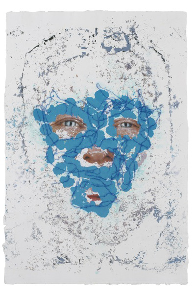 The Blue Period Drawings #6, 2008