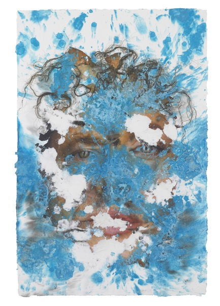 The Blue Period Drawings #7, 2008