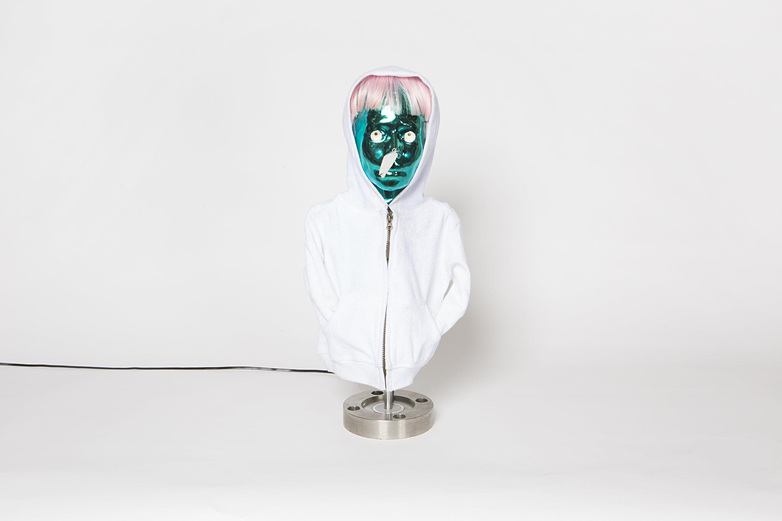 Blue Boy, 2015