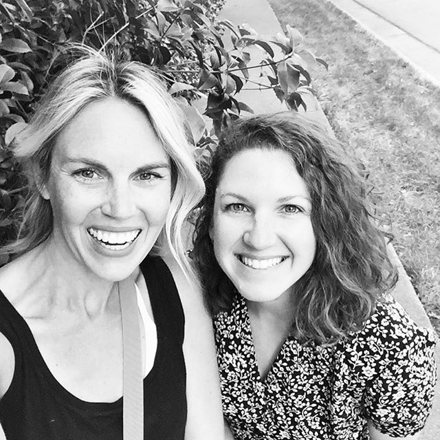 virtual meets real. Meet @ginaadelucia ...a recent graduate of our @consciouscoachingcollective Life Coach Training Program who flew up from FL to NC for the week!!! Gina is such an authentic soul, heart filled leader, and intentional coach...we are so grateful to have her as part of our community and honored to have had her as a student! 💛 sooooo appreciated our time together sweet friend!!!!