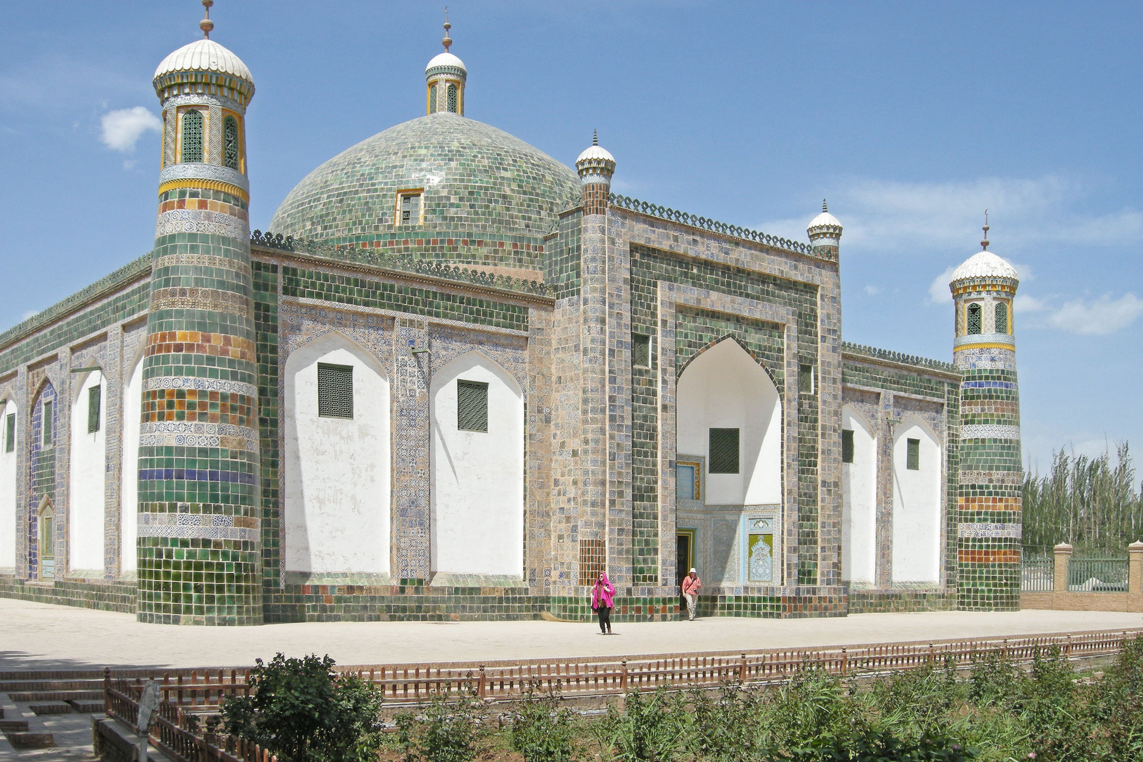 Xinjiang, china landscape(afaq khoja mausoleum, April '16, David Patten)004.jpg