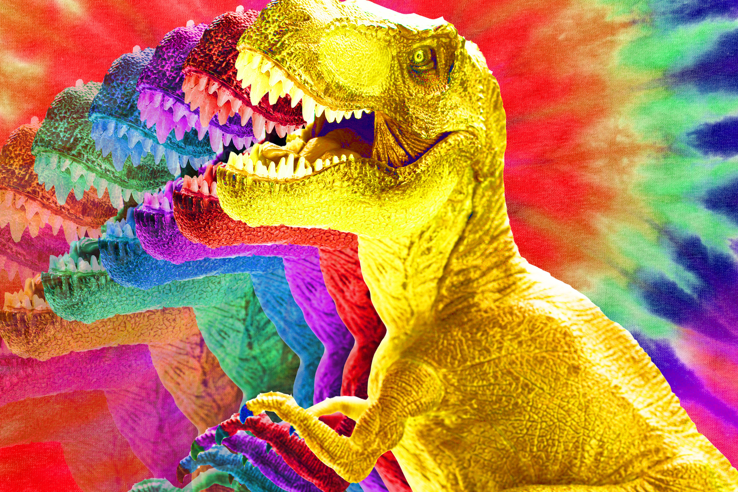 Did Dinosaurs Drop Prehistoric Acid?  for The Daily Beast
