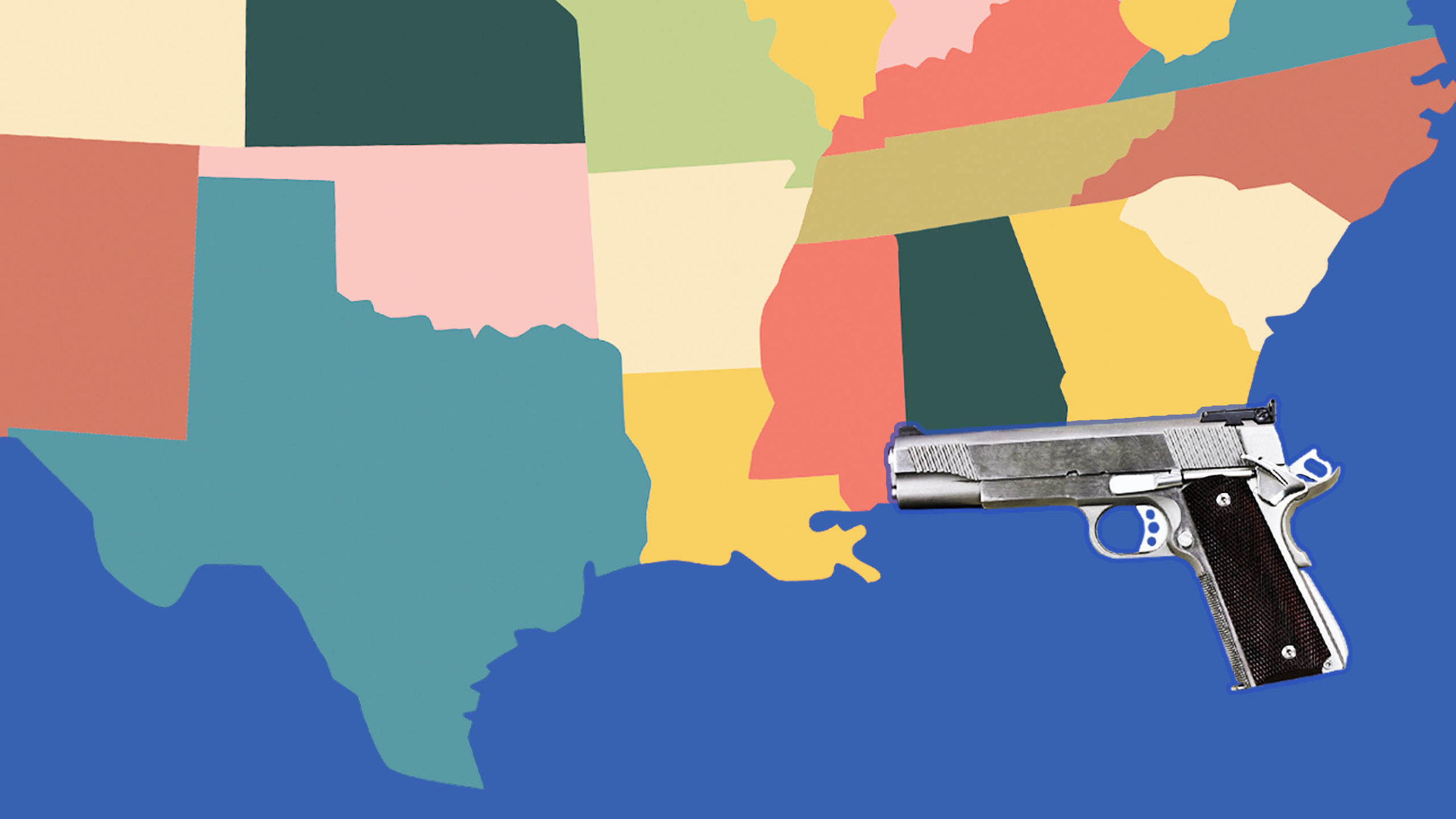 Florida's Gun Law Sickness  for The Daily Beast