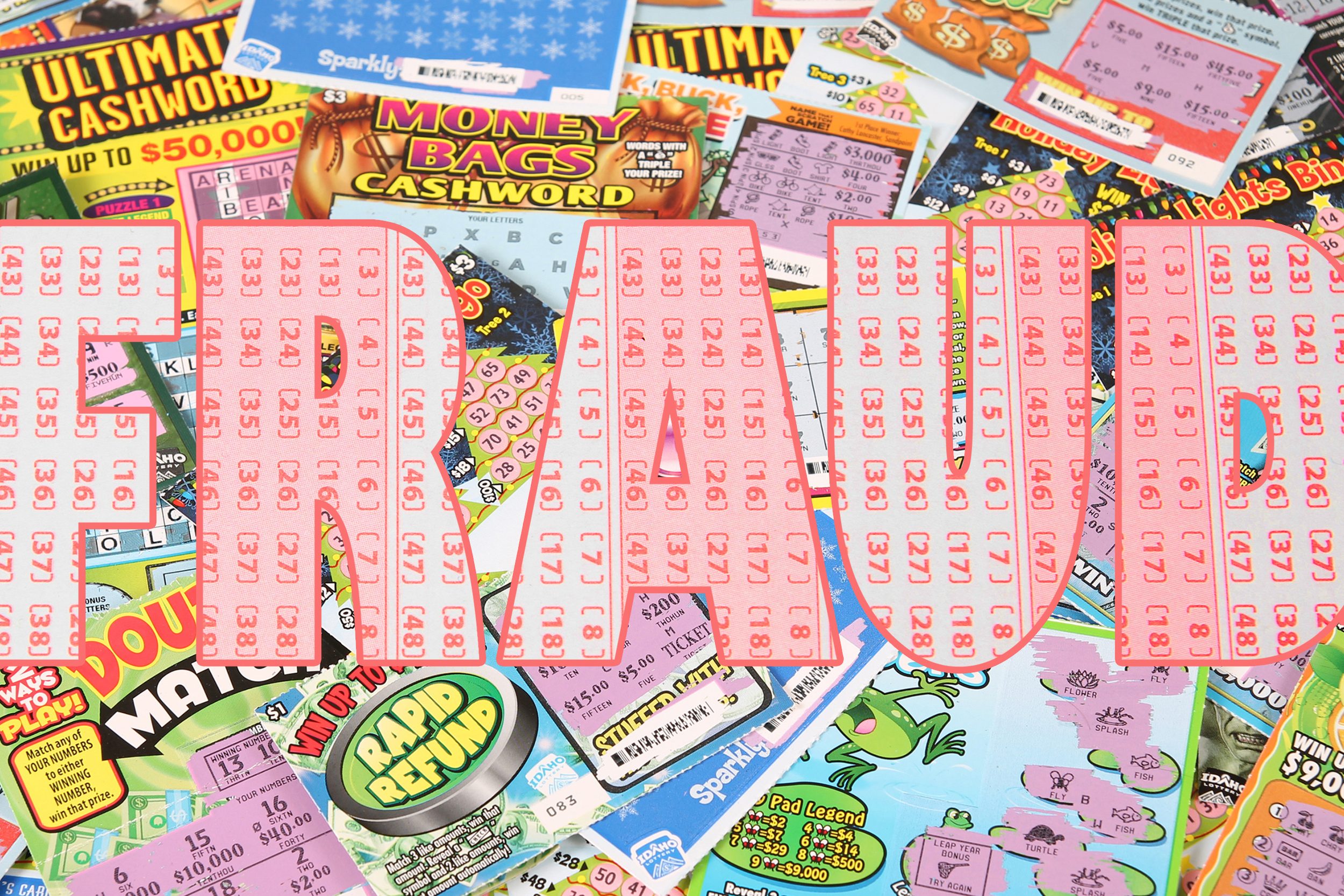IRS Scammed With Losing Lotto Tickets  for The Daily Beast