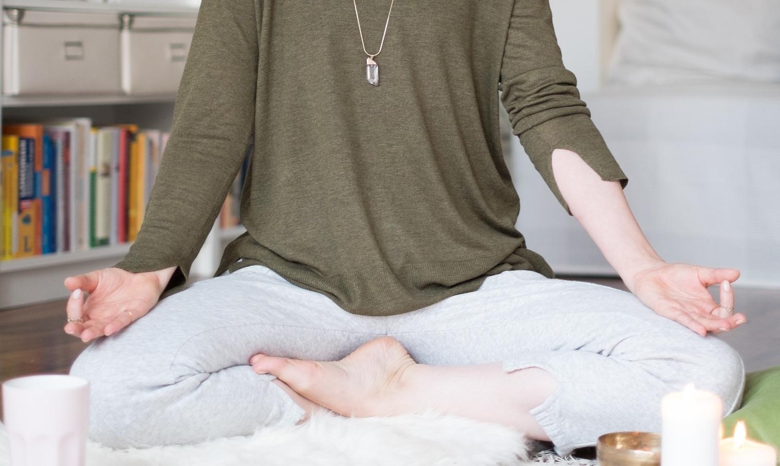 Lerne Meditieren - Video-Online-Kurs für den unkomplizierten Einstieg in die Meditation