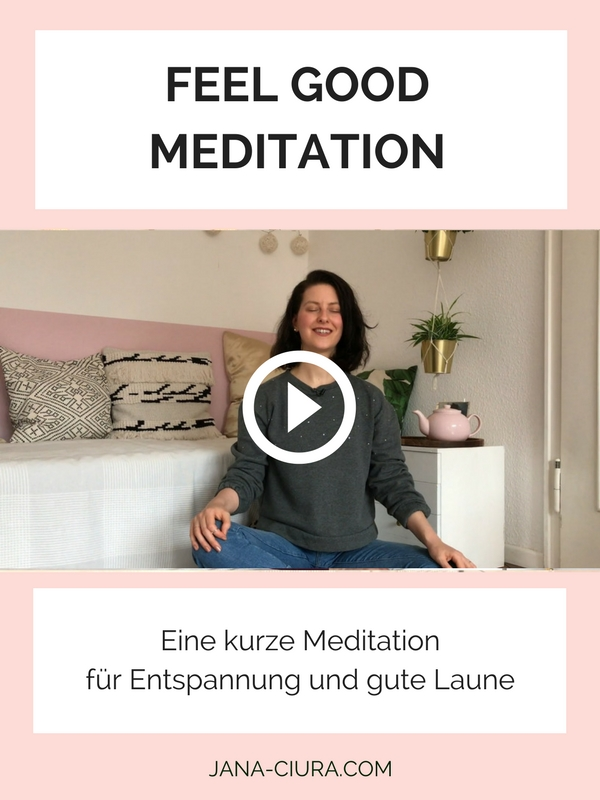 Meditation für gute Laune auf YouTube