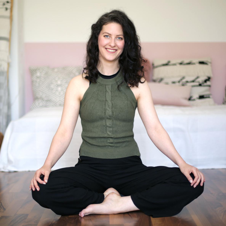 Meditationslehrerin