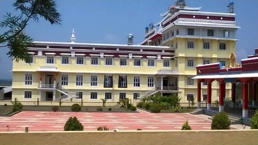 Tasche Lhumpo Monastery Christmas 2016