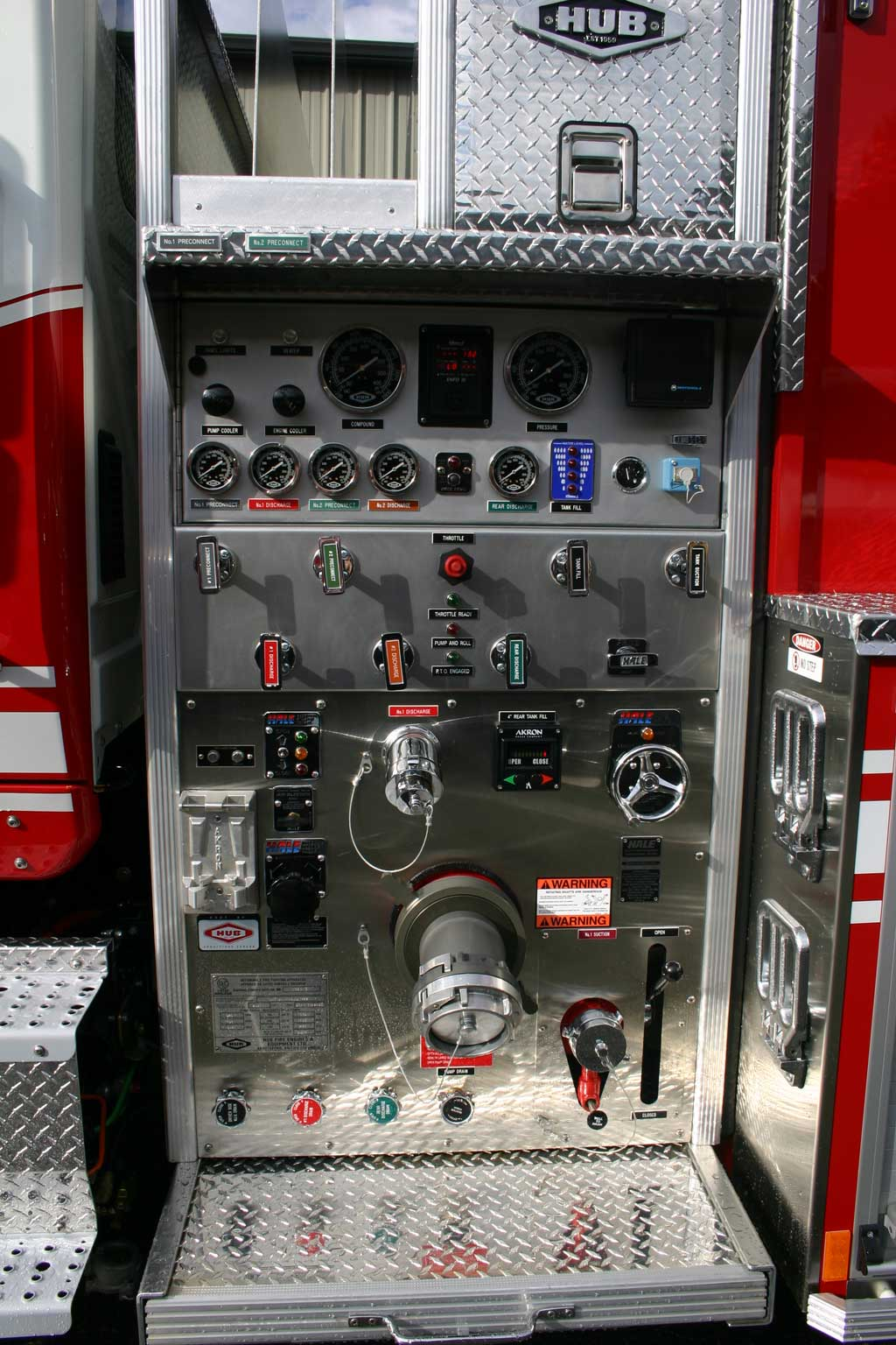 Tp Penticton Hub Fire Engines