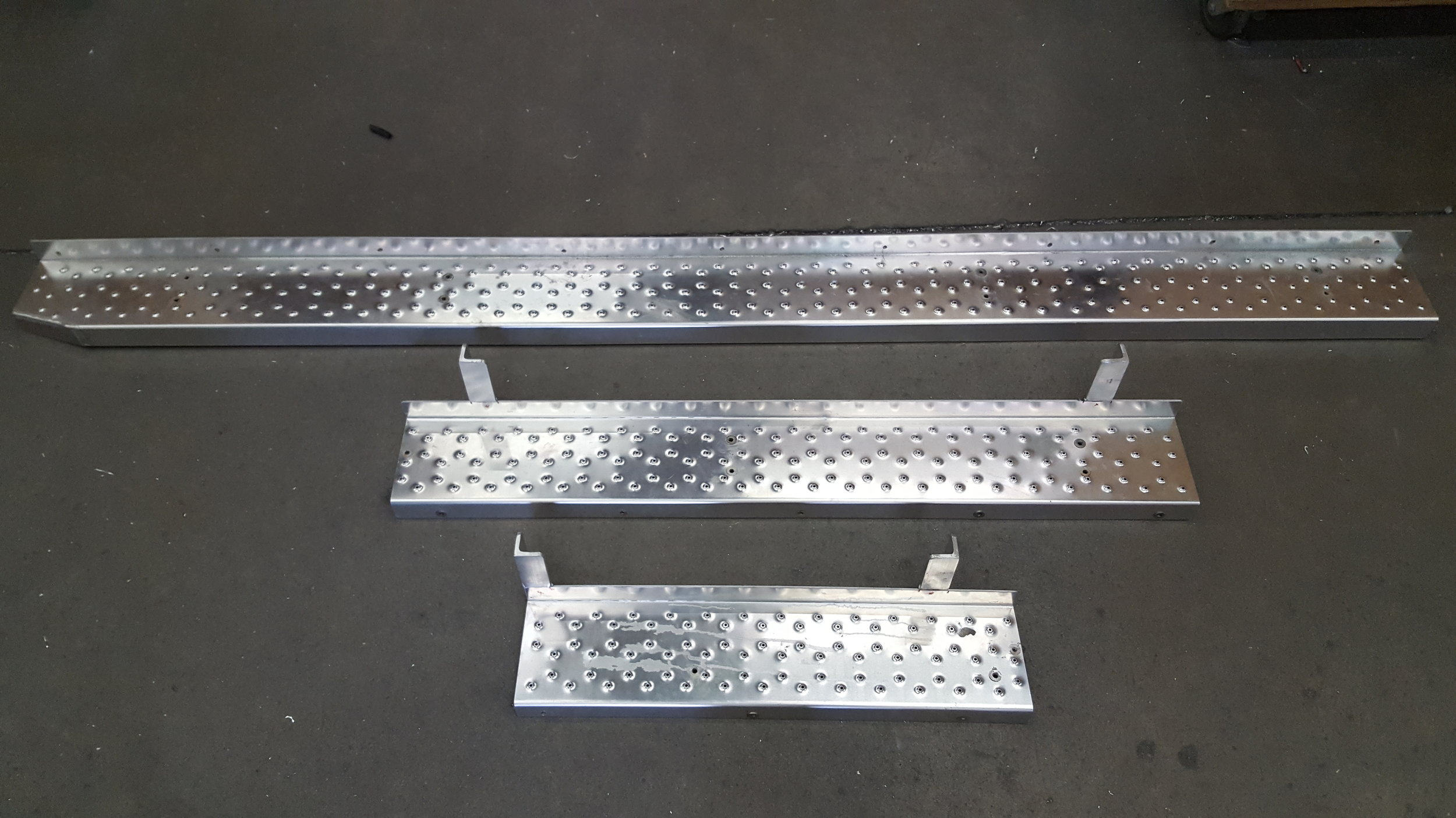Assorted take off Freightliner Side Steps  | $25 -$75
