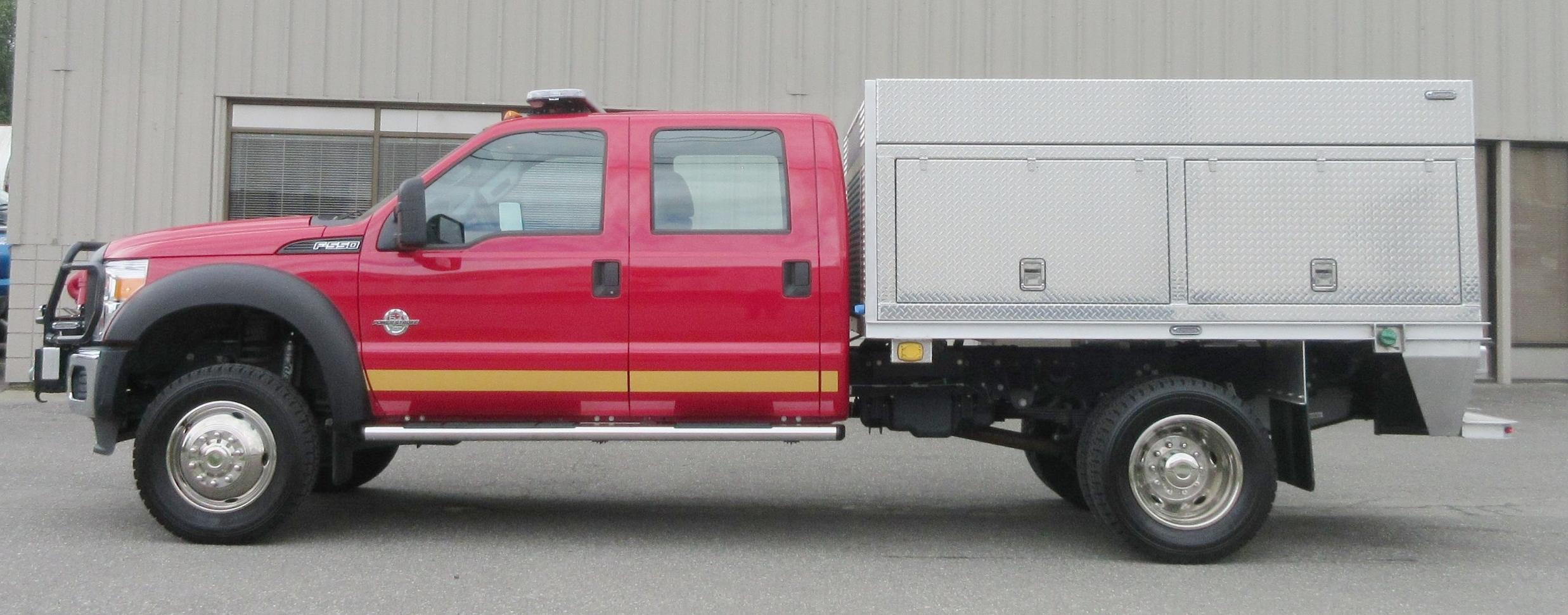 Stock Truck