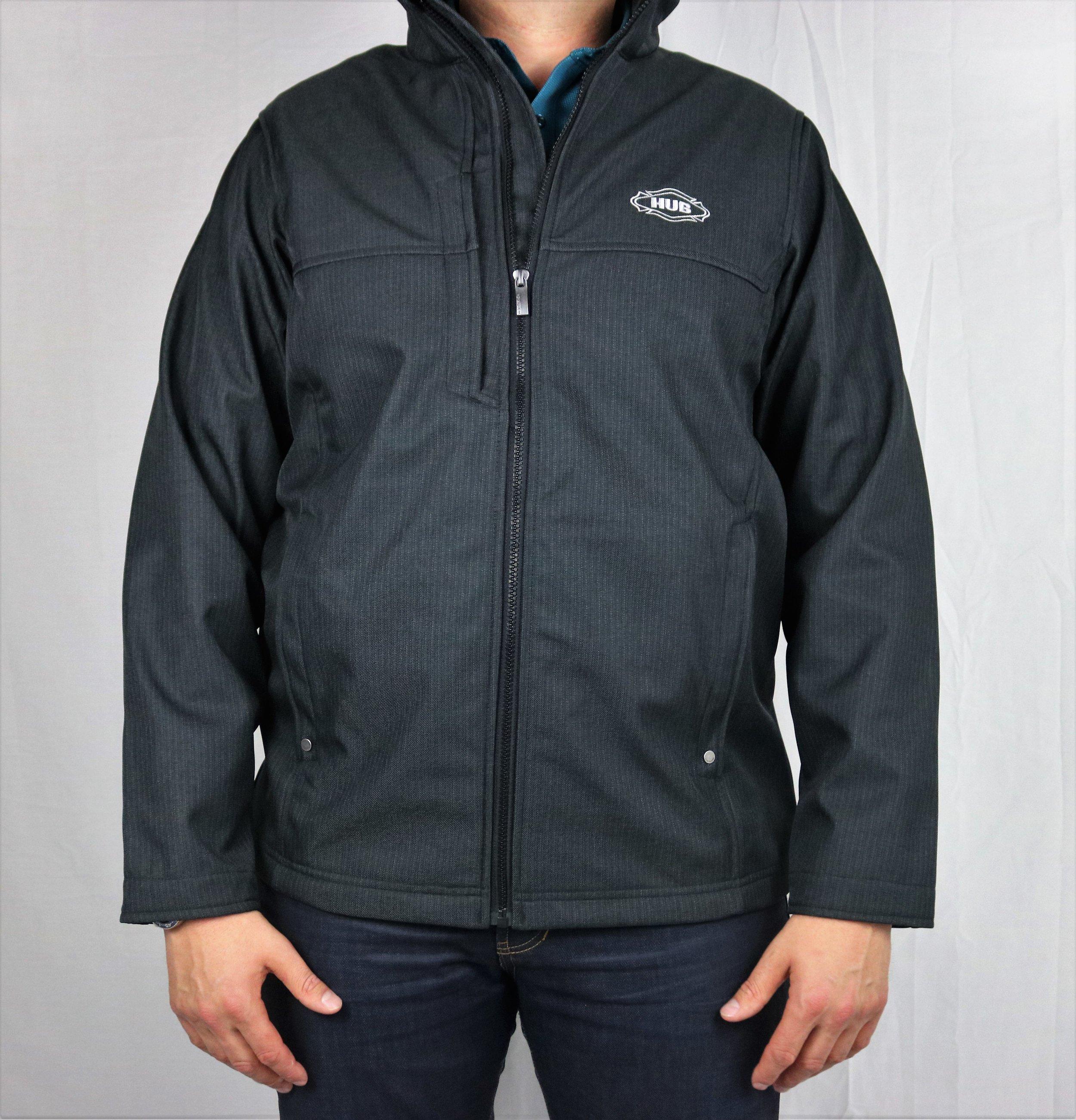 HUB Softshell Jacket  |  $125