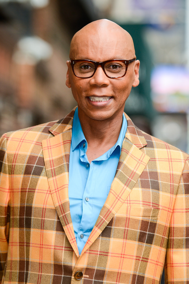ru paul, self love and taking care of your mental health