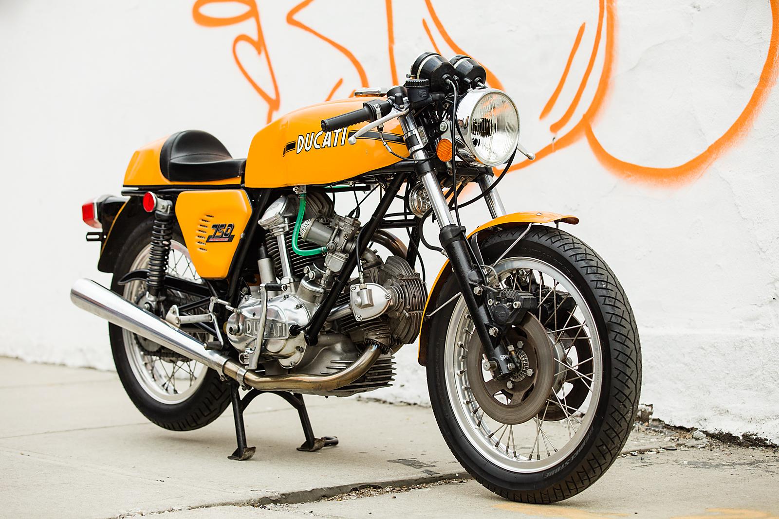 1974 Ducati 750S