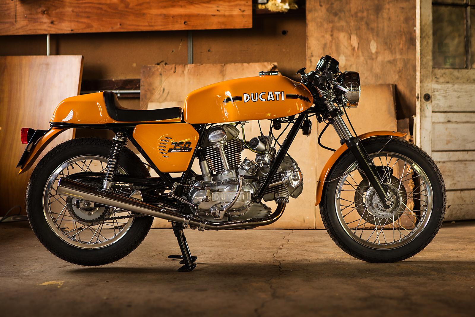 1974 Ducati 750S Sport