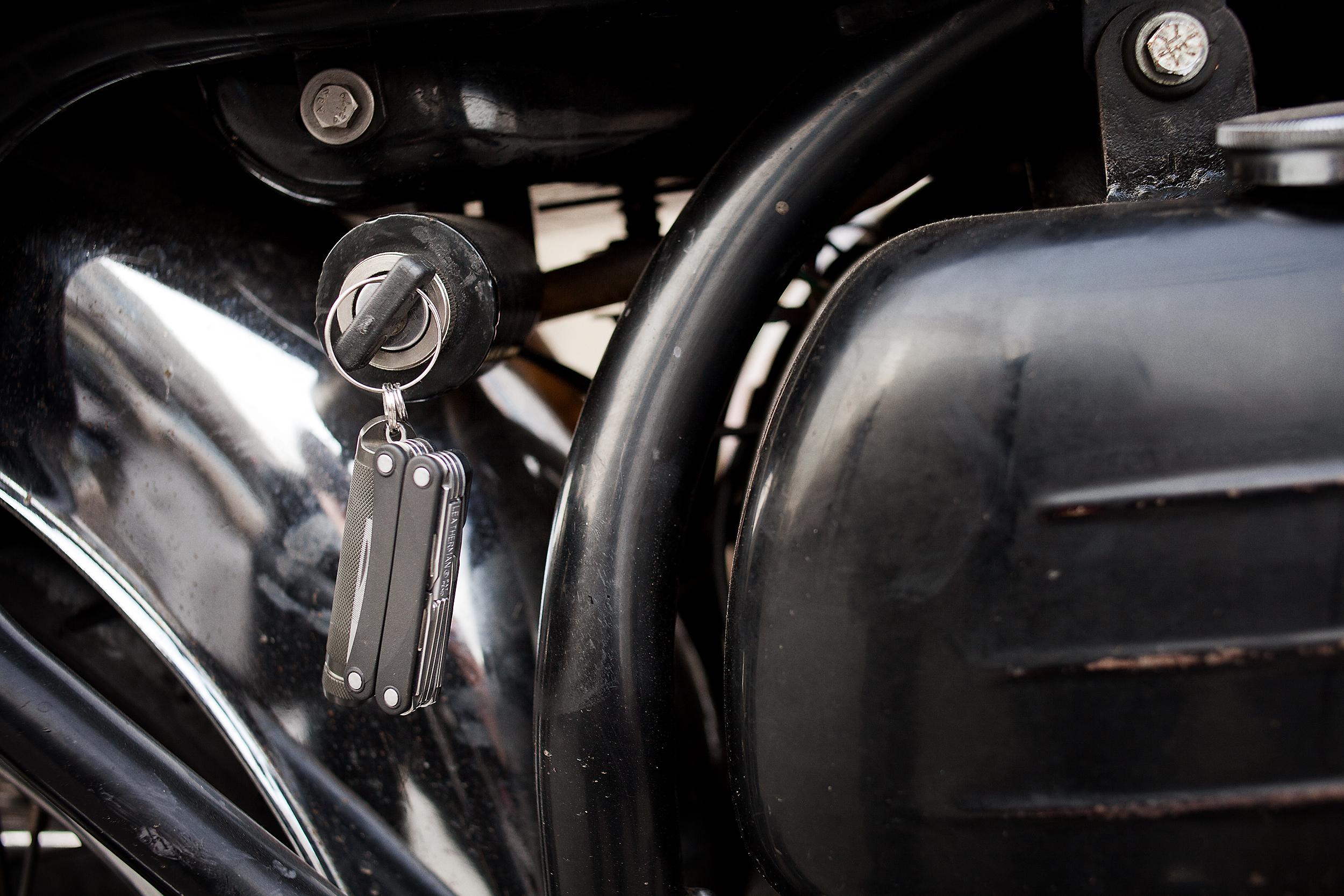 1966 Norton Atlas Key