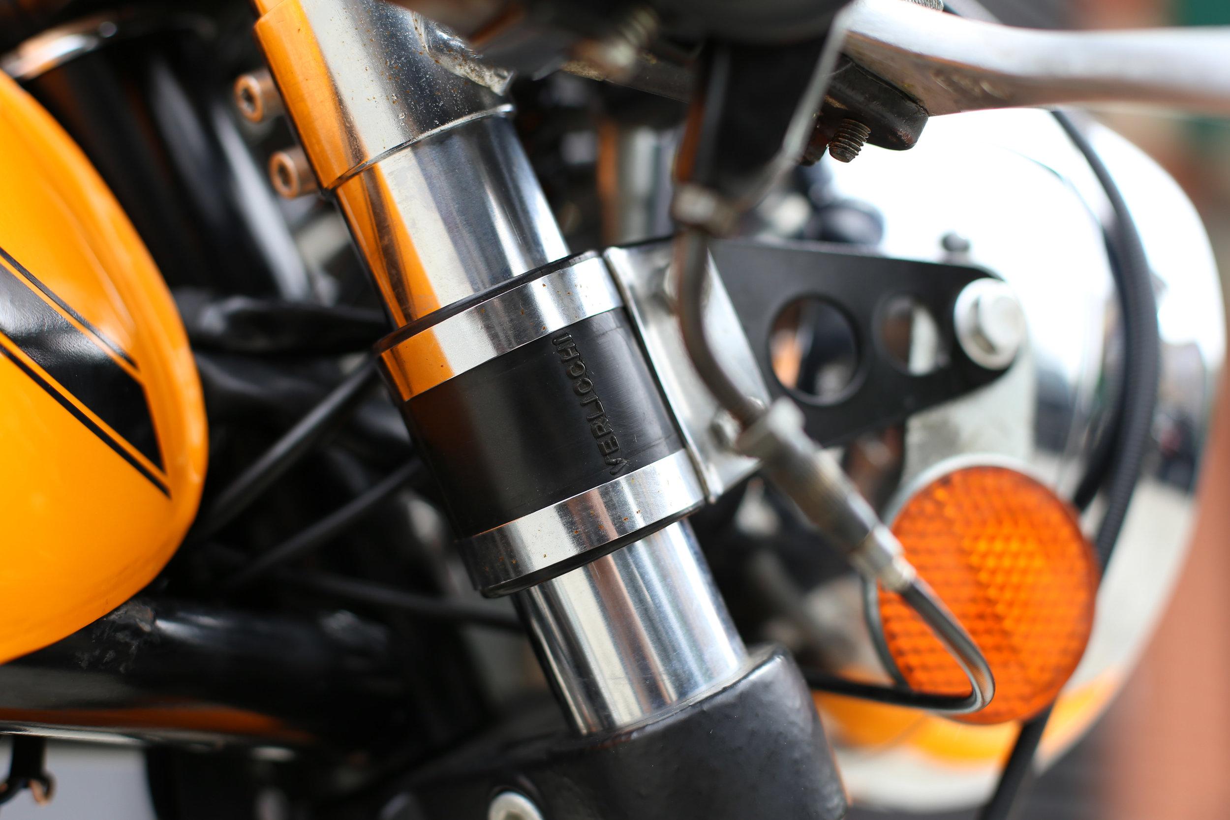 1974 Ducati 750S Bump Stop