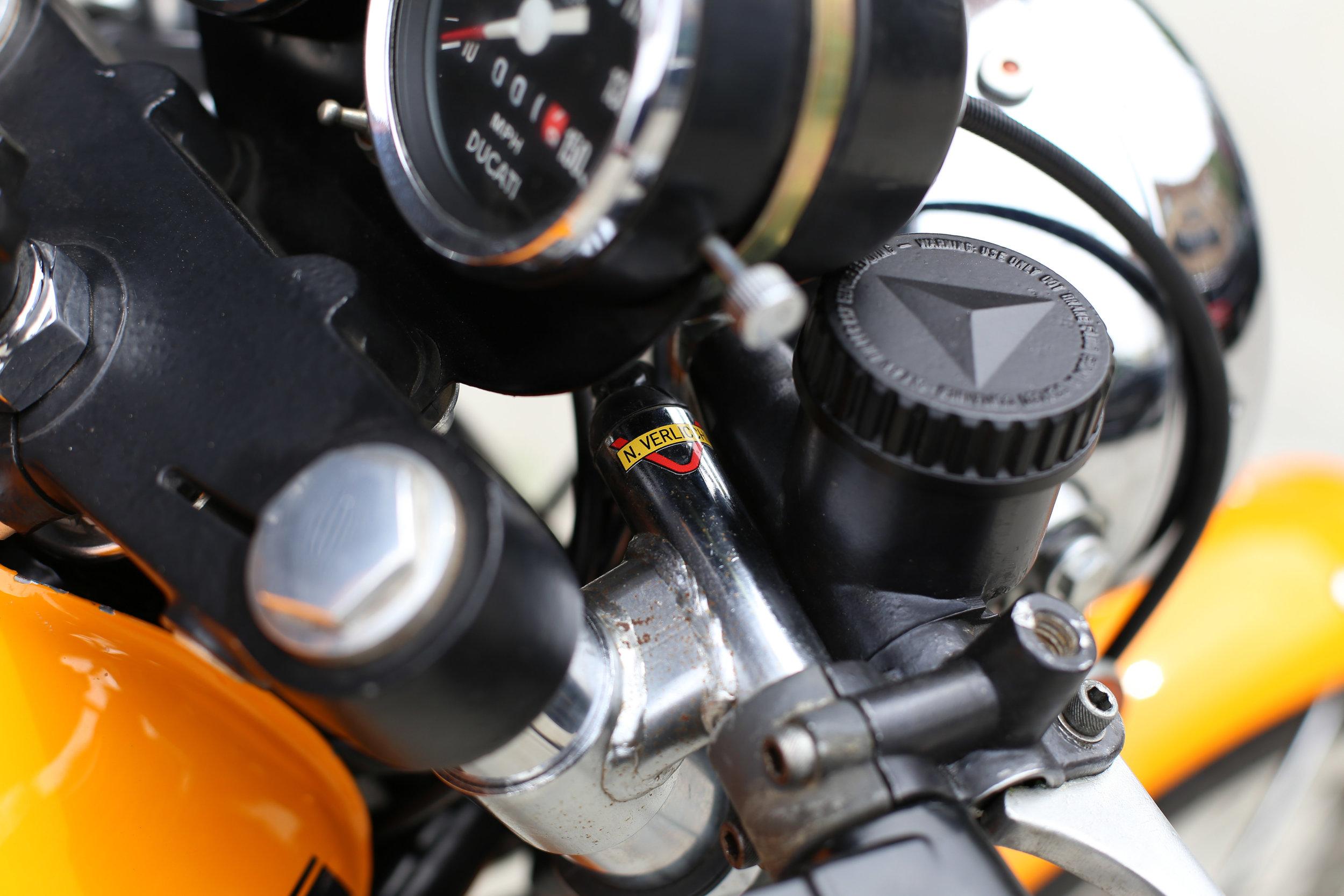 1974 Ducati 750S Decal