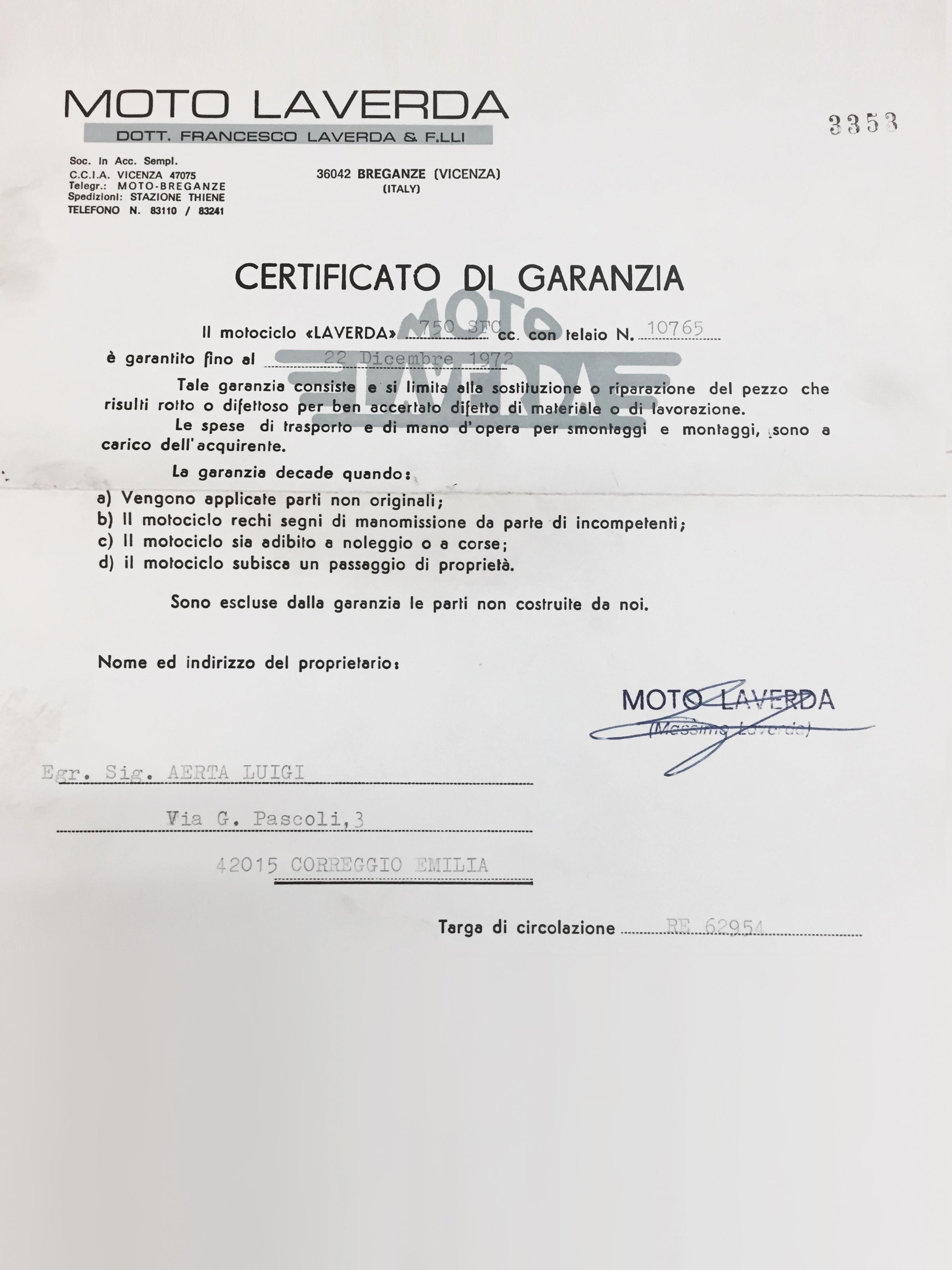 Laverda-Certificato-di-garantiza