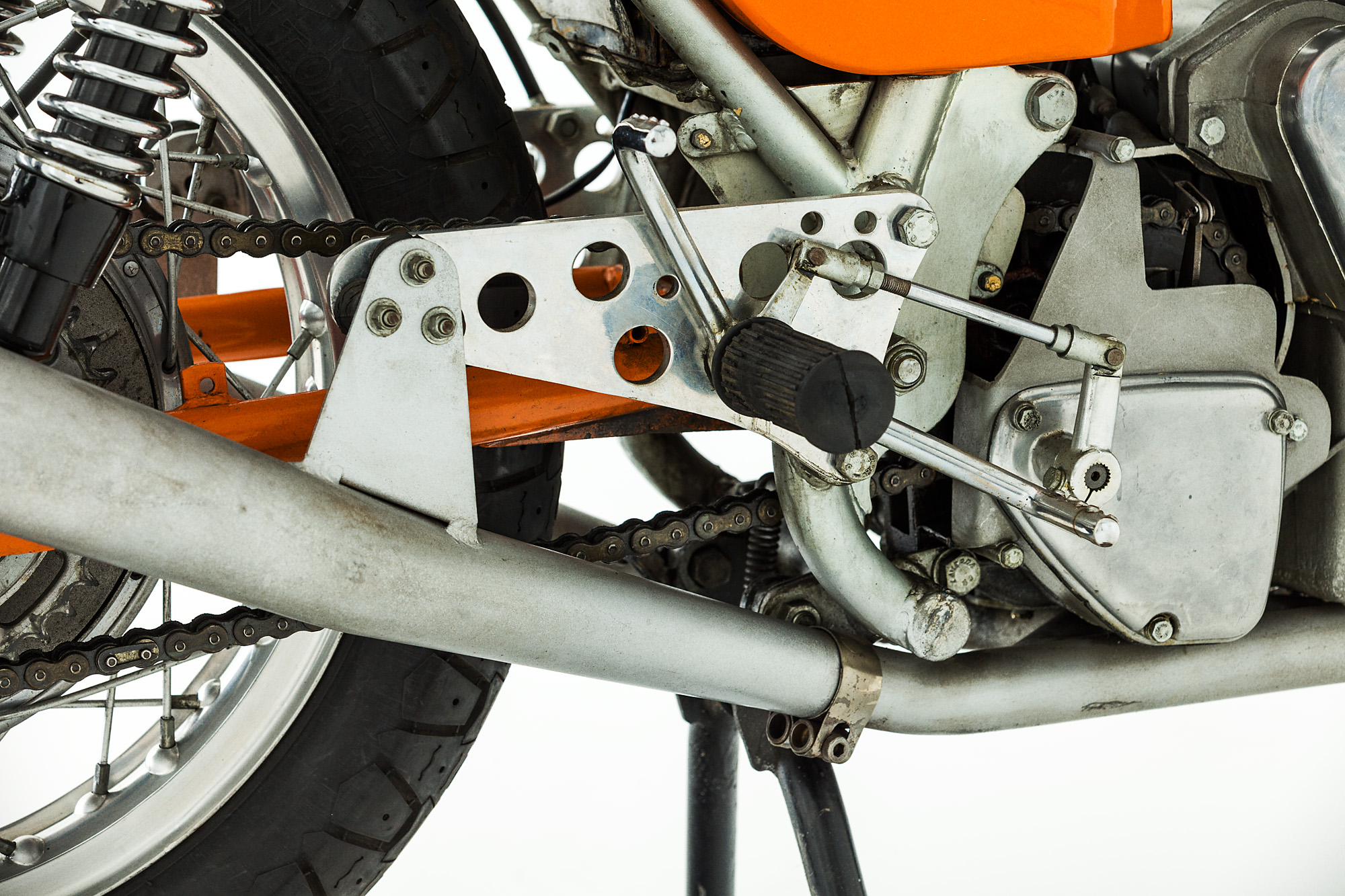 laverda sfc rear sets