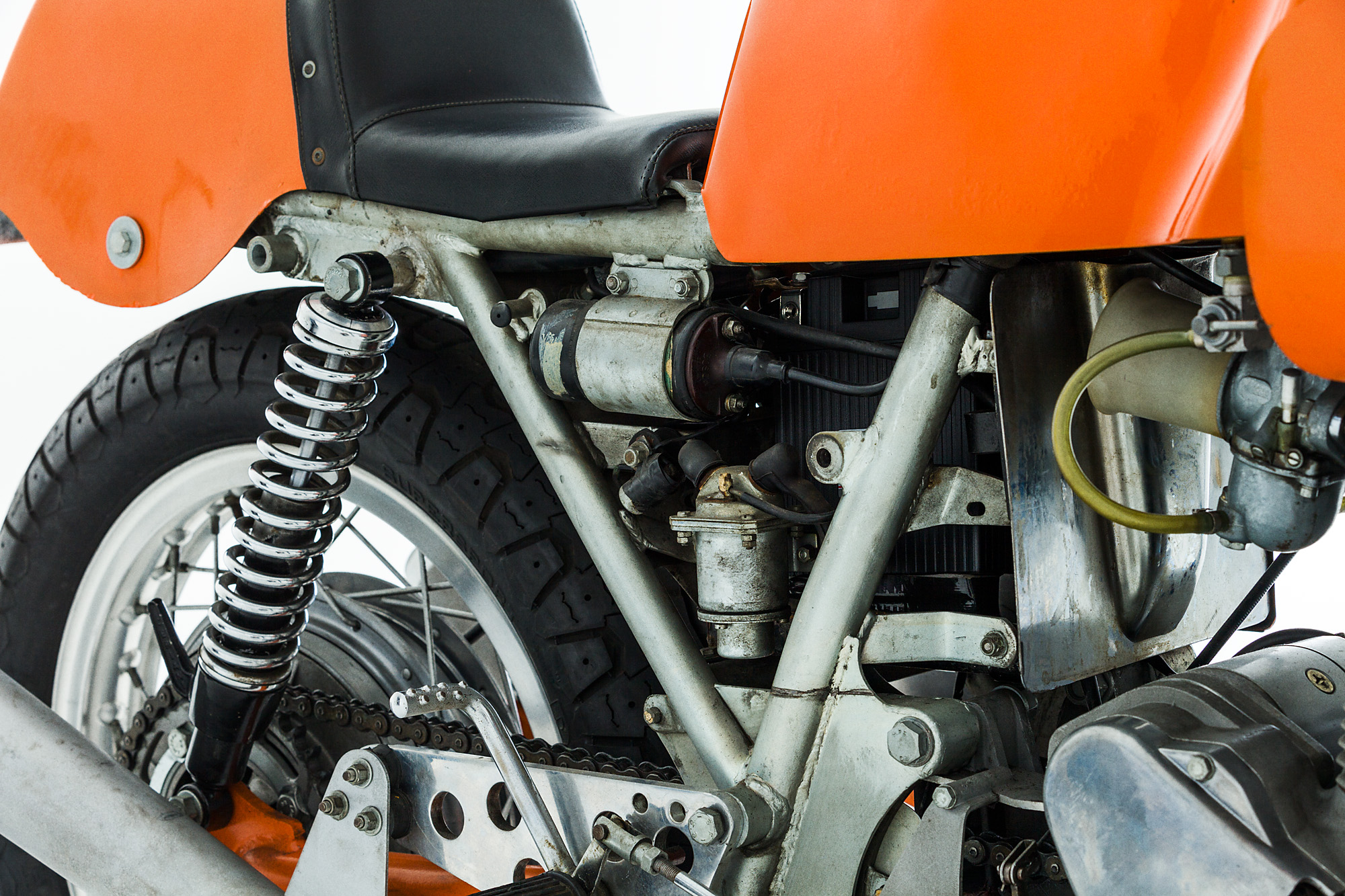 laverda scf coils rear shocks