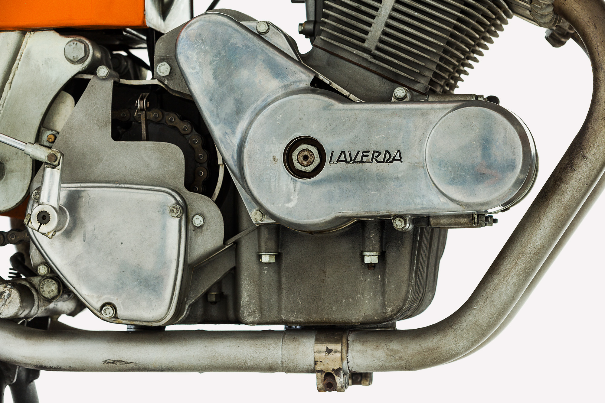 1972 Laverda SFC Side