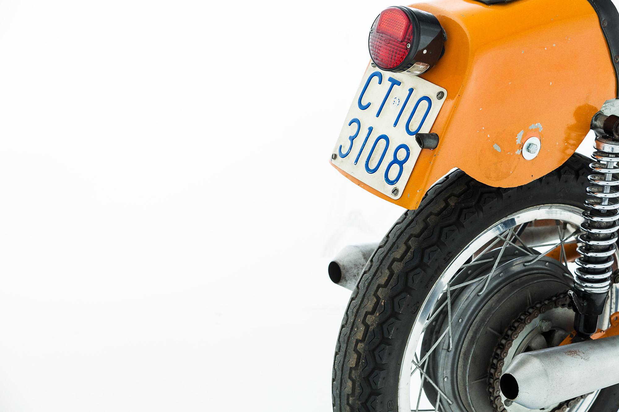 laverda scf coils rear shocks