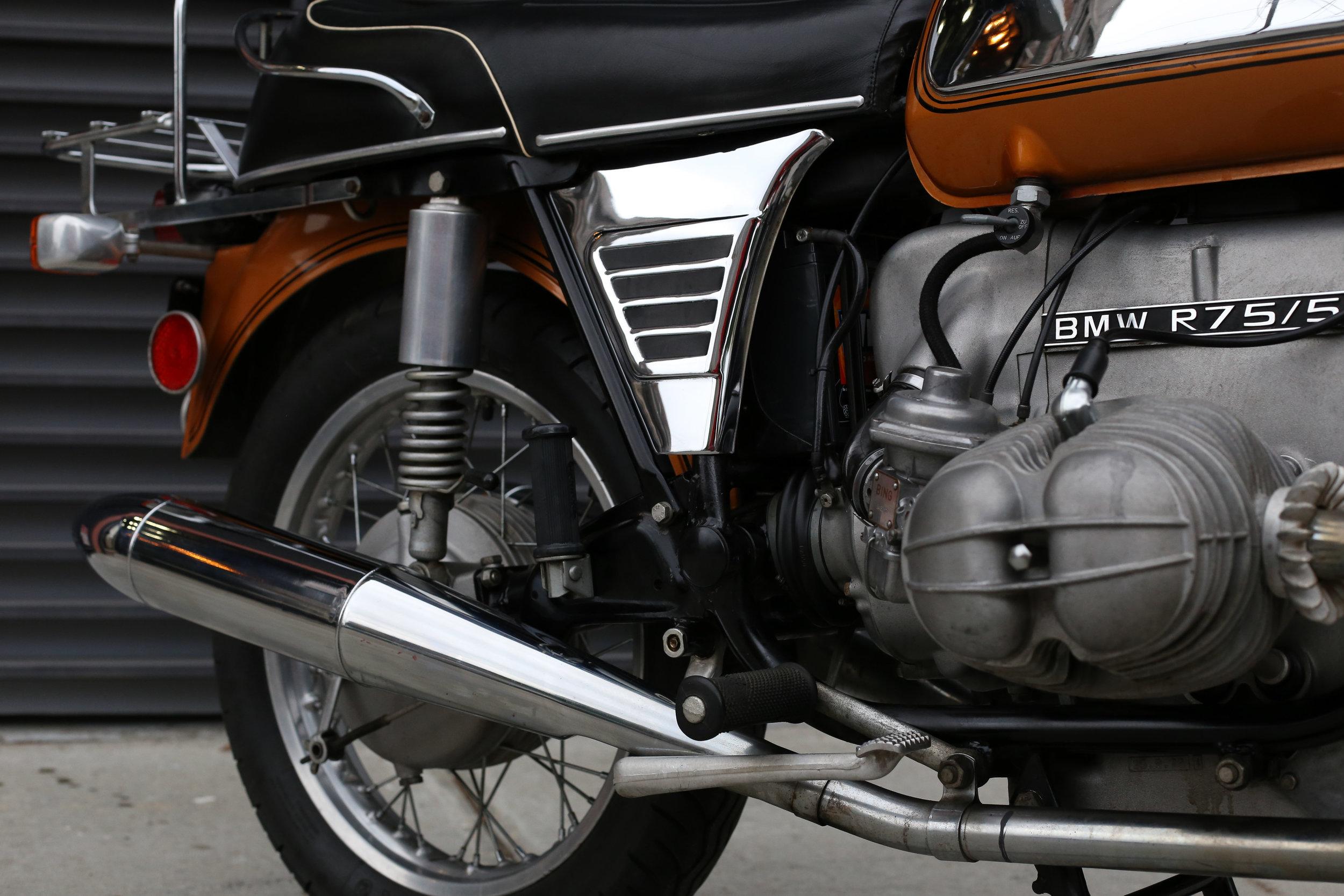 1973 BMW R75/5