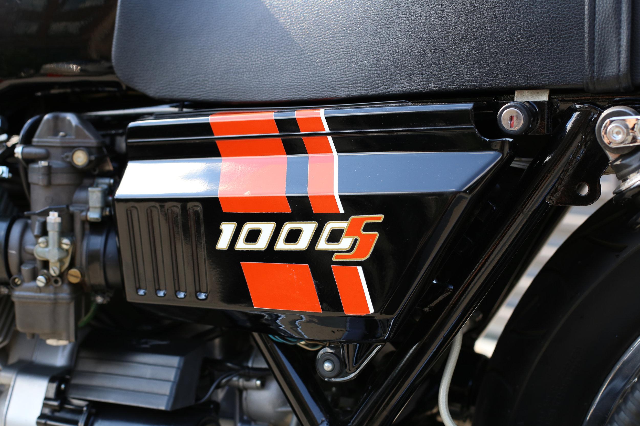 1991 Moto Guzzi 1000S Side Cover