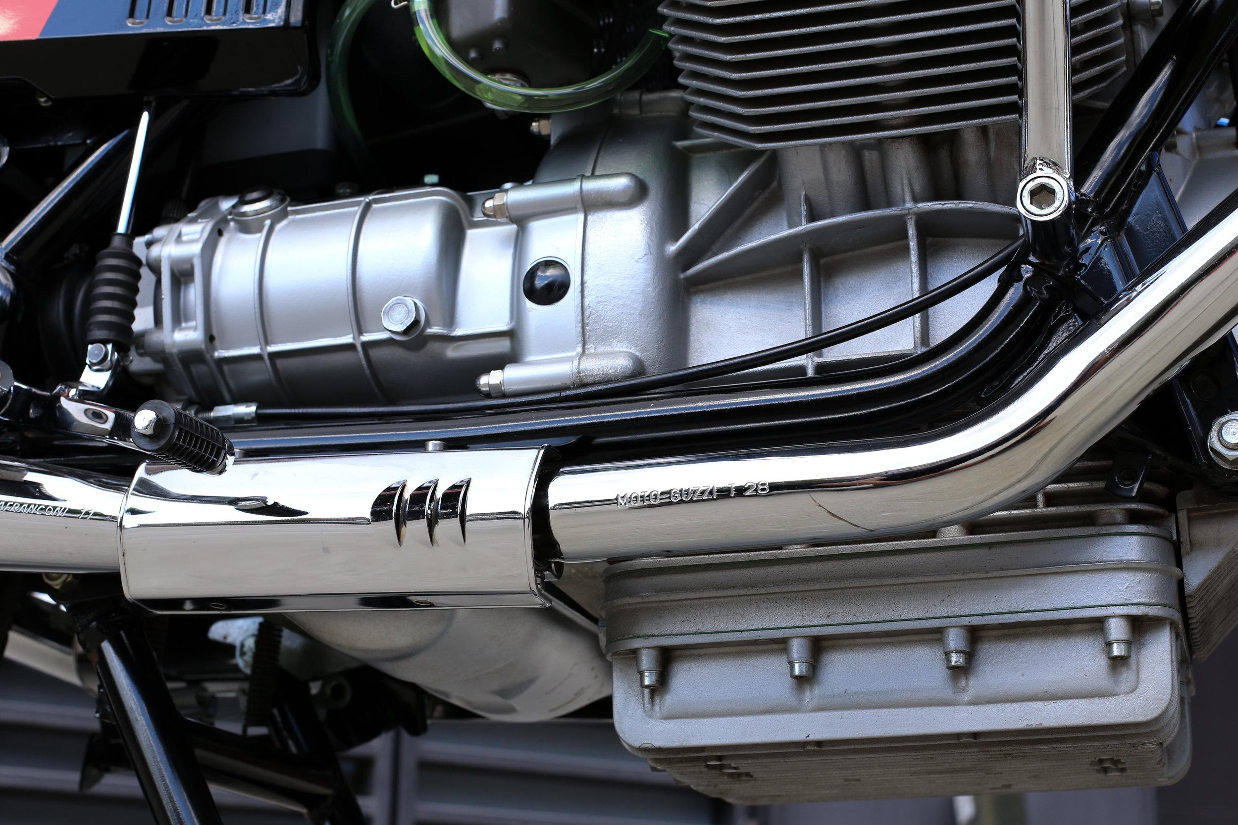Moto Guzzi 1000S Oil Pan