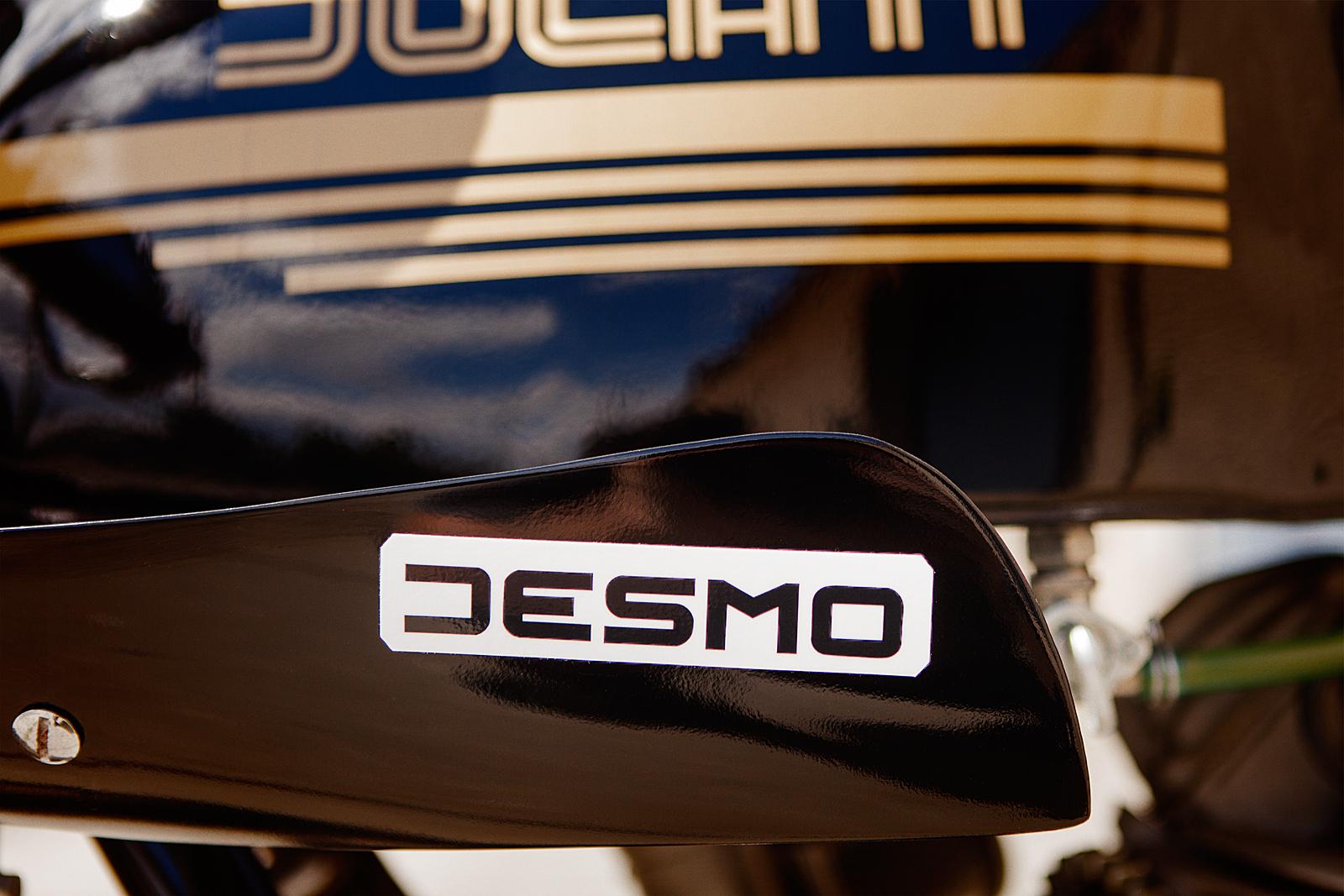 1980 Ducati 900SS desmo