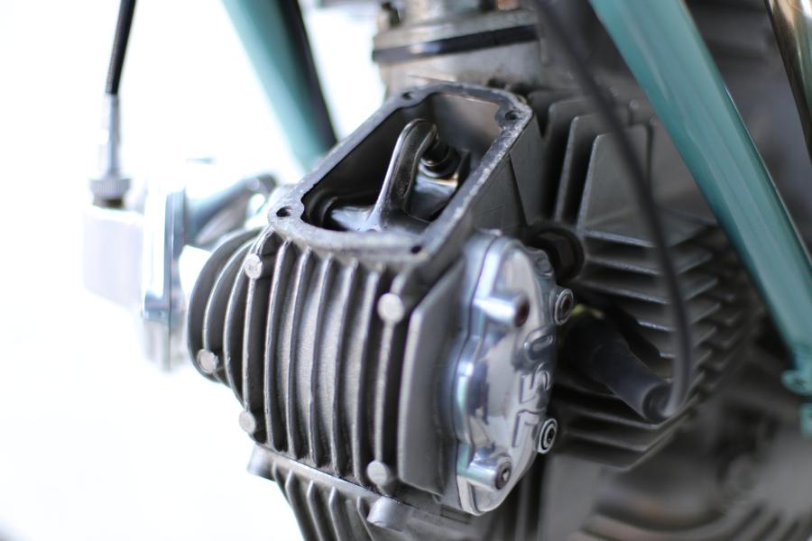 1974 Ducati 750SS polished rocker arm