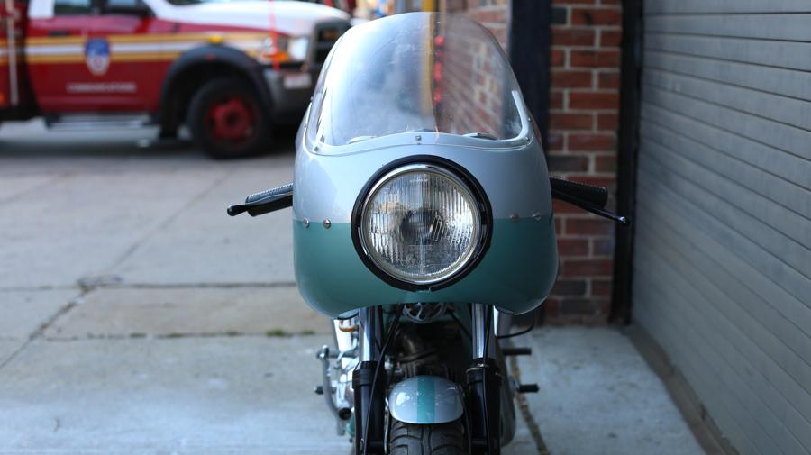 1974 Ducati 750SS Paul Smart Headlight