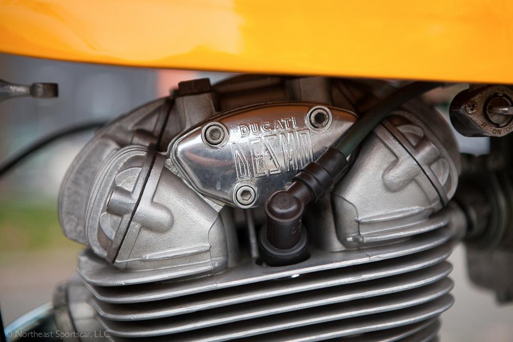 1973 Ducati 450 desmo