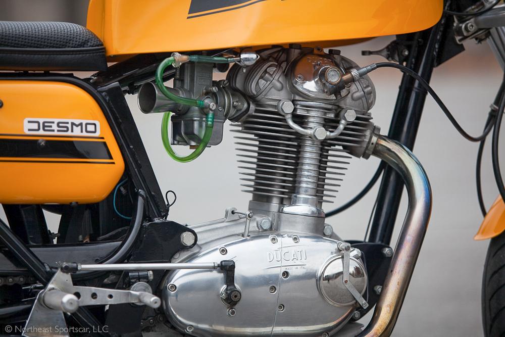 1973 Ducati 450