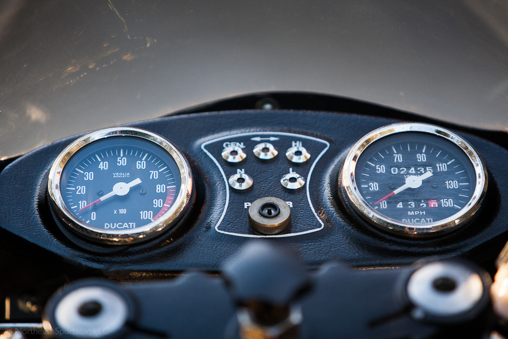 1980 Ducati 900SS Gauge