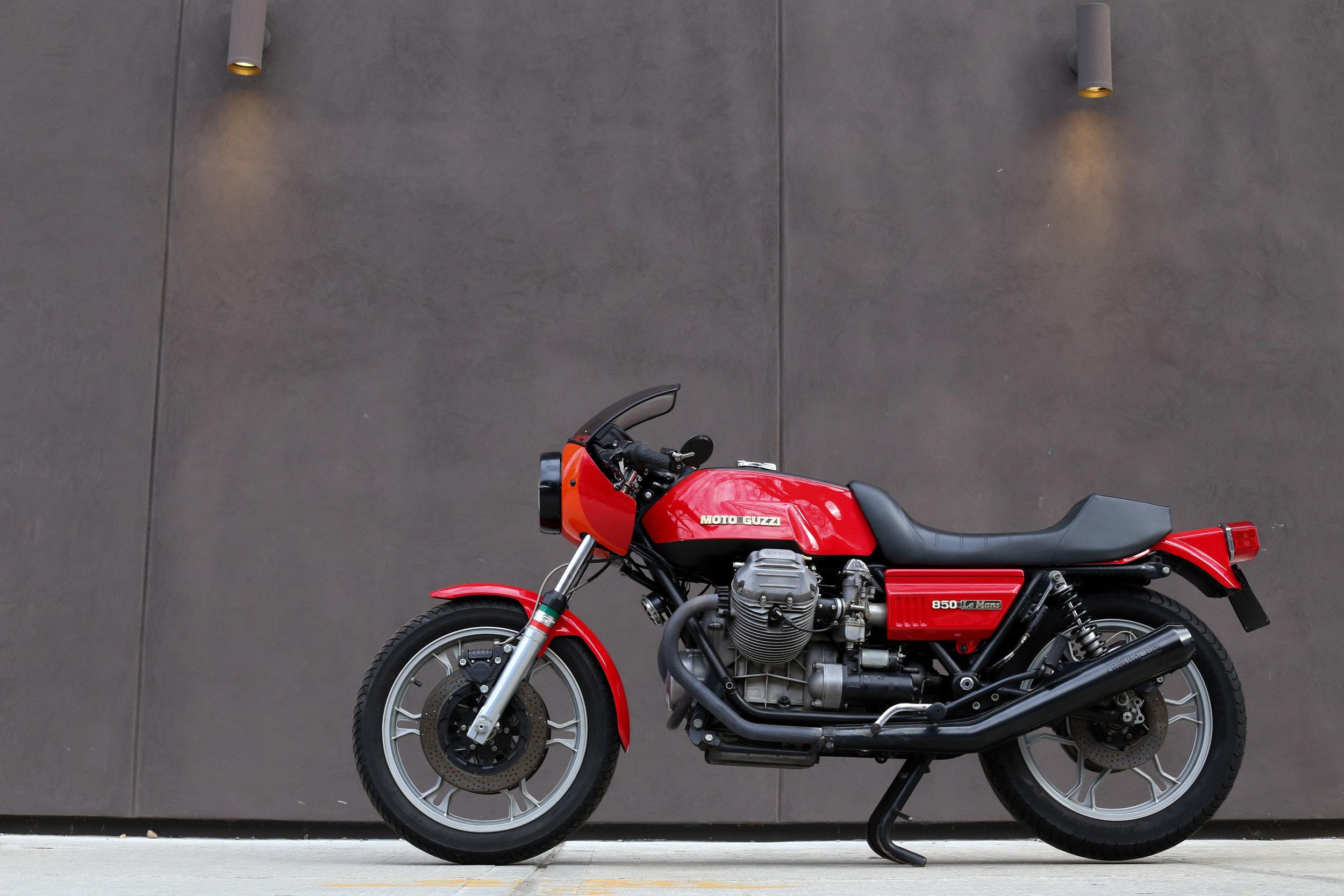 1976 Moto Guzzi Le mans 1