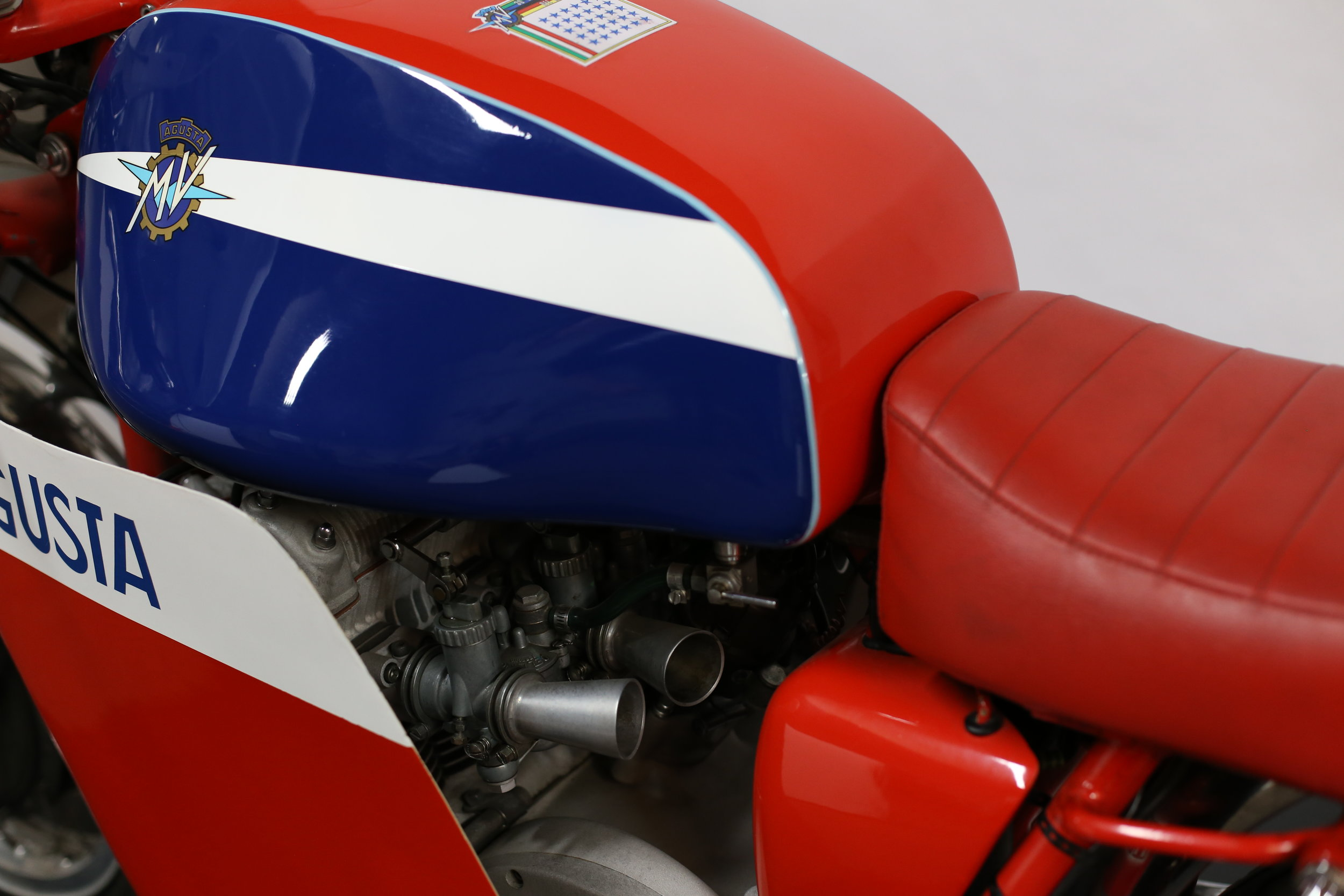 MV Agusta 750S Moto Borgotaro