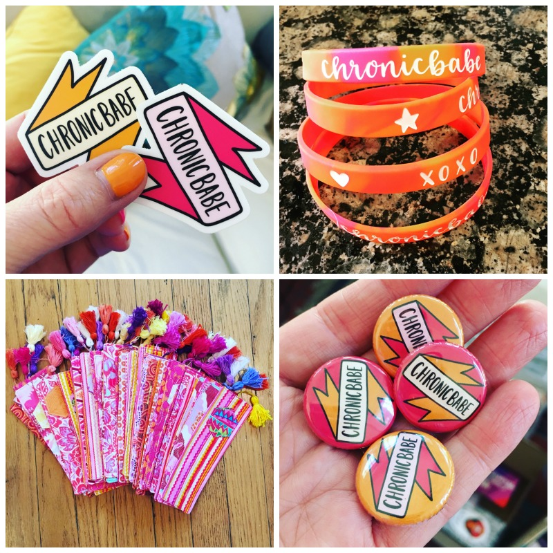 Etsy: Wristbands, Stickers, Buttons & Bookmarks -