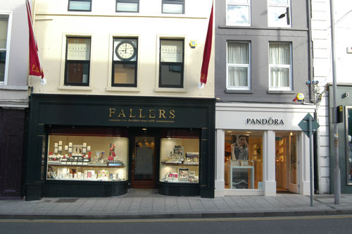 Fallers Jewellers - Williamsgate Street, Galway